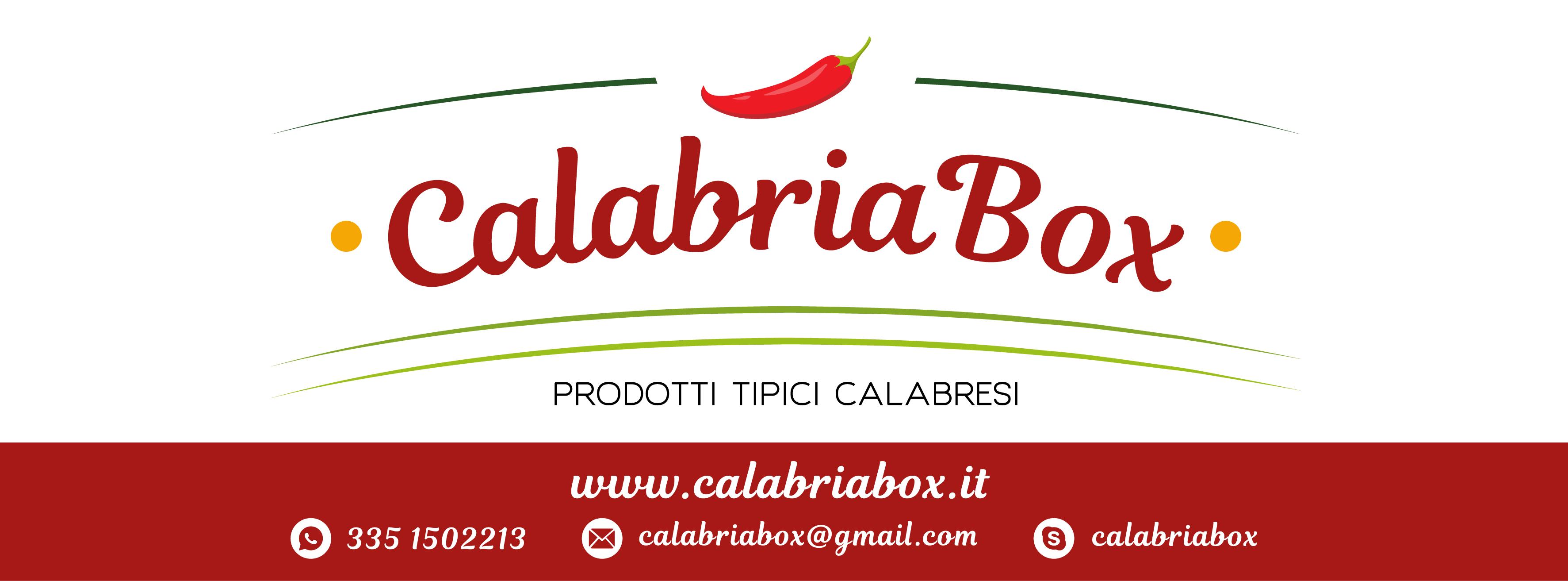 Prodotti Tipici Calabresi – CalabriaBox