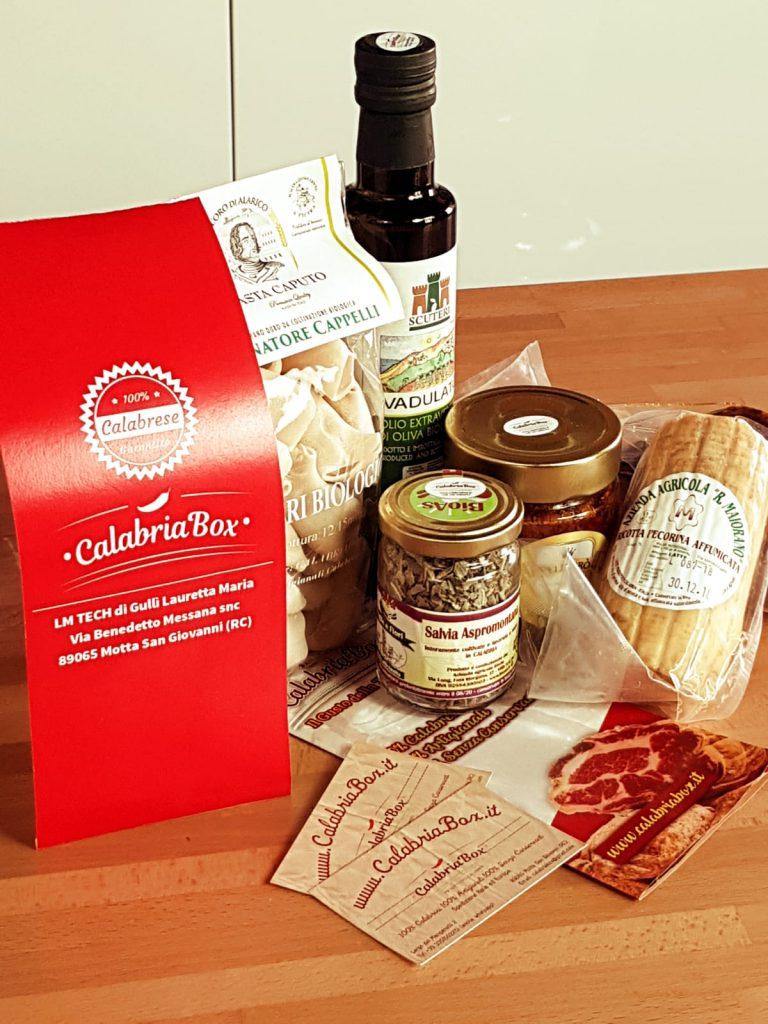 CalabriaBox FoodBox